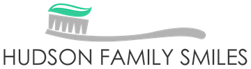 Hudson Family Smiles Logo